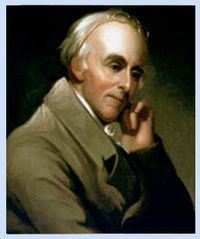 Benjamin Rush, a great patriot.  This is a good, brief overview of his life.