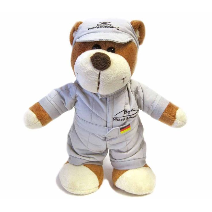 78 images about f1 teddy bear on pinterest michael for Mercedes benz bear