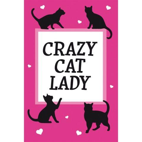 Ręcznik kuchenny Crazy Cat Lady