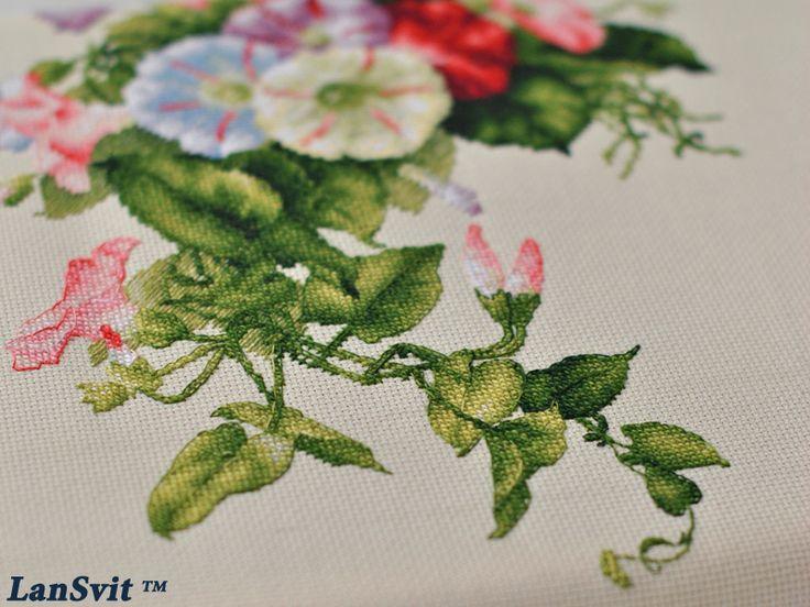 A new LanSvitᵀᴹ design A-002 - day 9 of cross-stitching - #lansvit #лансвит #crossstitch #cross_stitch #crossstitching #вишивка #вишивкахрестиком #вишивання #вышивка #вышивкакрестиком #вышивка_крестом #вышивка_крестиком #вышивание #xstitch #art #pauldelongpre #longpre
