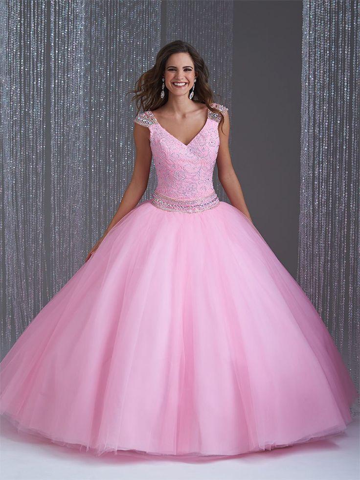 32 best Vestidos de 15♥ images on Pinterest | Gown, Ball dresses ...