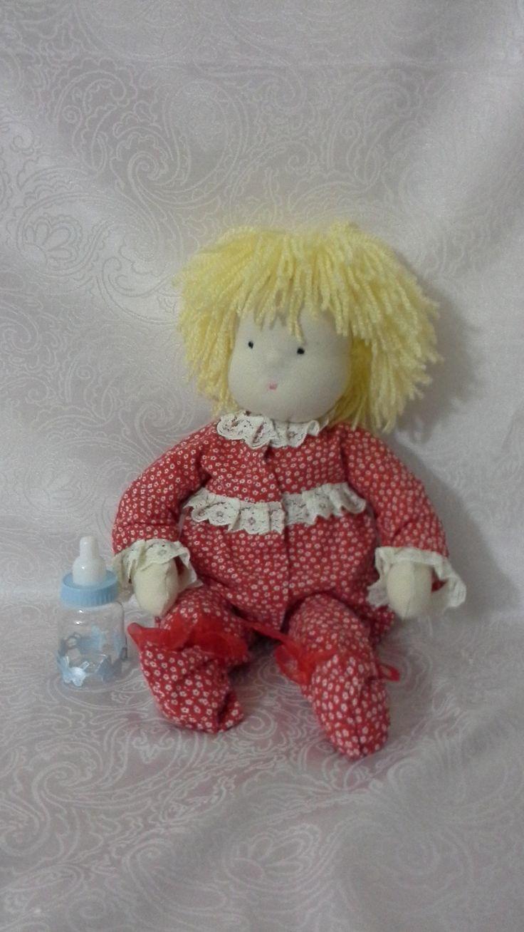 Handmade Waldorf Dolls - Baby - 40 cm