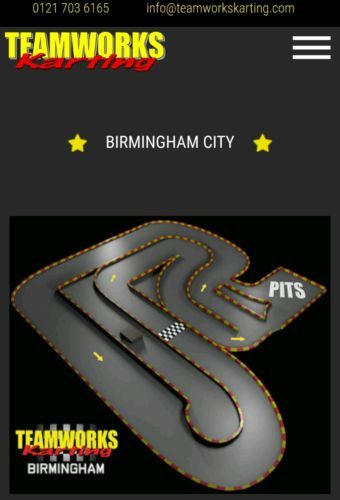 3x #teamworks #indoor go #karting birmingham vouchers for arrive & drive experien,  View more on the LINK: http://www.zeppy.io/product/gb/2/322377103188/