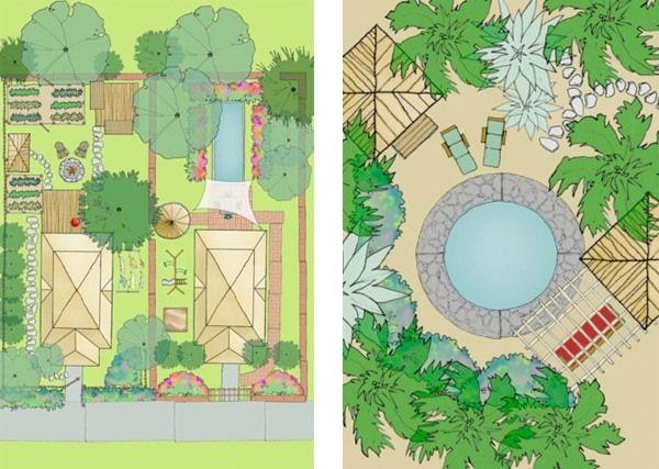 Kostenlose Hinterhof Designtools Fur Computer Tablets Und Smartphones Garten Planen Landschaftsdesign Hinterhof