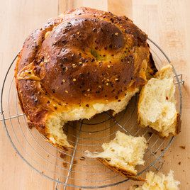 Cook's Country Spicy Cheese Bread ~ #3 of Top recipes of all time on Cook's Country