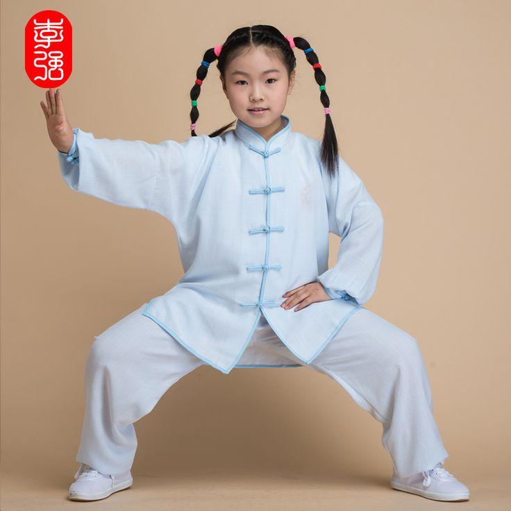 Ли Цян's боевых искусств одежда мужчины тай-чи тай-чи одежды хлопок одежда показать женский костюм группа