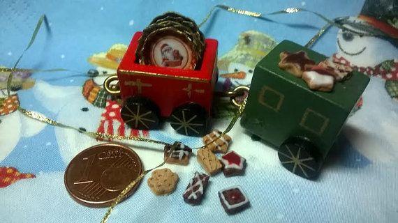 Weihnachtsstimmung Miniaturen  Lundby 6 winzige von minis4you
