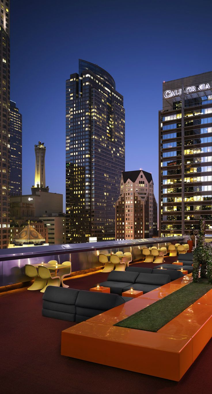 The Standard, Downtown LA hotel - Los Angeles, United States