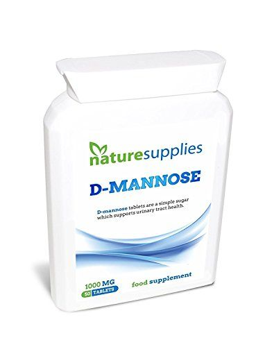 From 15.87 Only 17.50 Tub Naturesupplies D-mannose High Strength Tablets.stops E.coli Cystitis Bladder Infections. - No More Antibiotics - 1000s Of Happy Customers  Read Reviews On Trustpilot