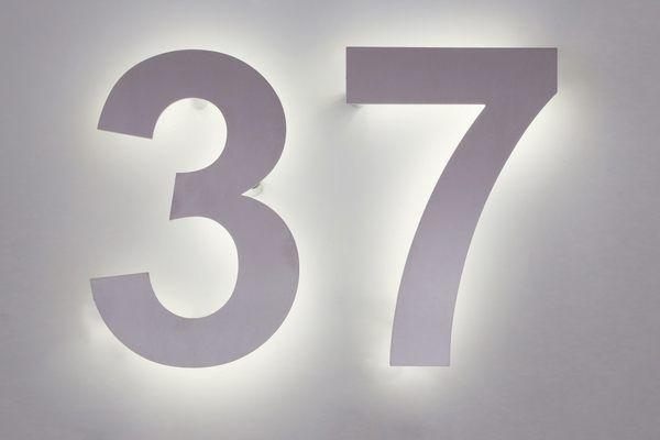 117 besten house numbers hausnummern bilder auf. Black Bedroom Furniture Sets. Home Design Ideas