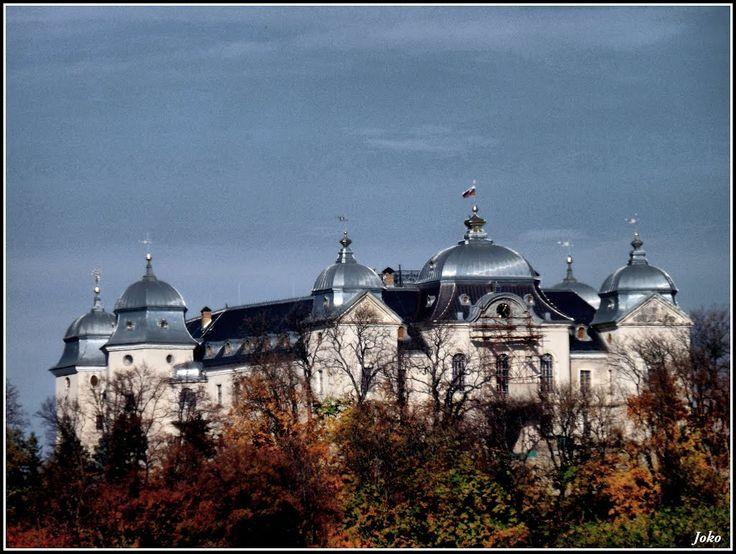 Haličský zámek pocházející z roku 1612 je dominantou obce Halič. Je situován na osamělém zalesněném kopci. Pohled na zámek je jako vystřižený z pohádky a výhled z oken zámku je velkolepý lze vidět 15 okolních vesnic a při dobré viditelnosti i některé hřbety Vysokých Tater. Zámecký lesopark má rozlohu 13 ha i s umělým jezerem.