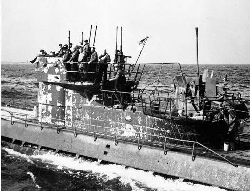 17 Best images about WWII U-boats, skippers, crews and ...