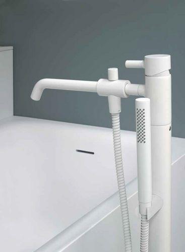 Bathtub mixer tap / floor-mounted / chrome / for bathrooms PAN: ZP6622 - R99676 ZUCCHETTI RUBINETTERIA