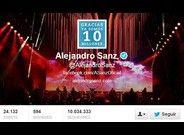 EN DIRECTOReflotamiento del crucero 'Costa Concordia' en la isla italiana de Giglio Alejandro Sanz y Andrés Iniesta, las celebridades españolas más seguidas en Twitter