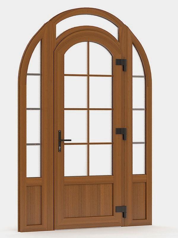 """Exclusive door - """"Grid"""""""