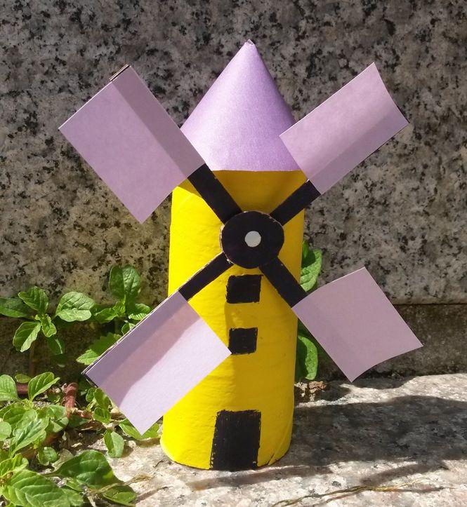 1000 id es sur le th me papier moulin vent sur pinterest - Moulin a vent papier ...