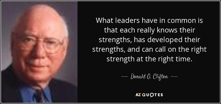12 best images about don clifton strengths definition on