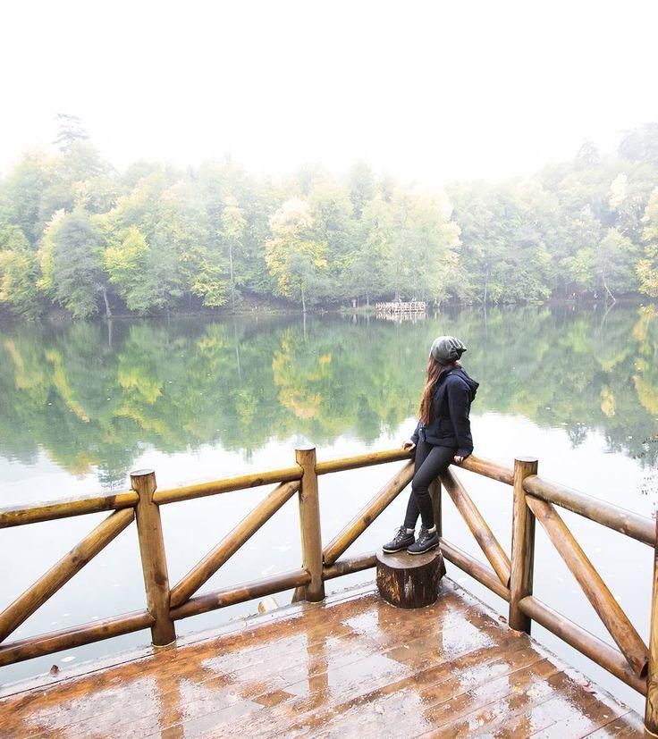 Seven Lakes National Park - Bolu -Turkey // Photo by Mücahit Muğlu   #yedigoller #autumn #turkey