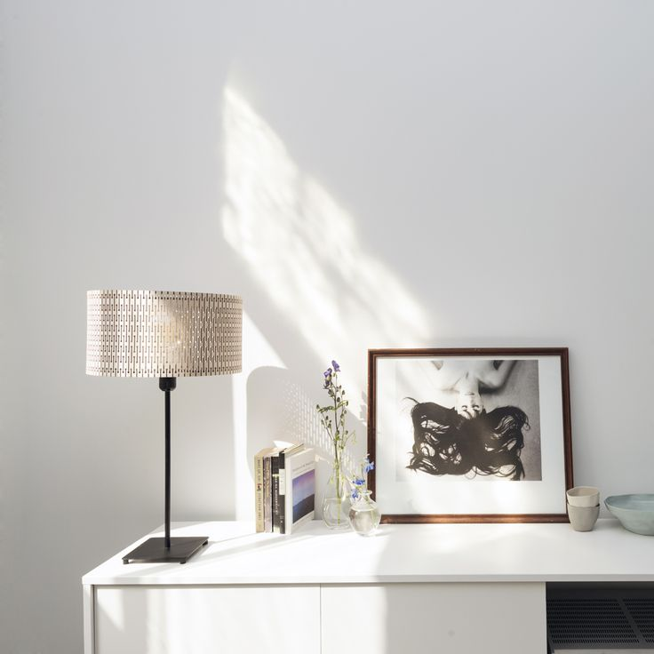 Woodlight Standing Lampshade - M | Creative Use of Technology