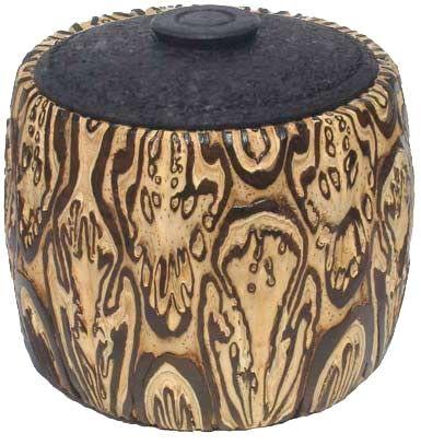 Wooden Candy Jar - Fernwood | Shop New Zealand
