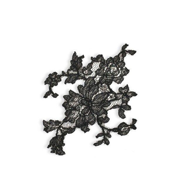 Lace pattern for tattoo