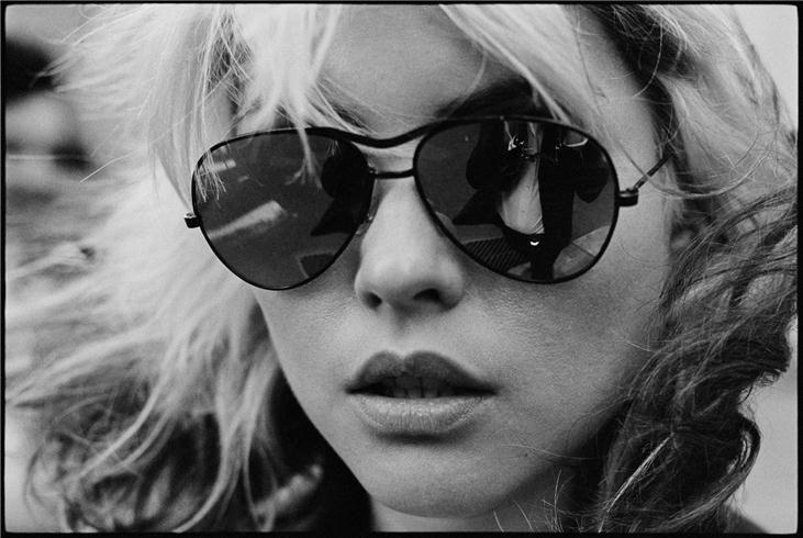 Debbie Harry by Chris Stein (via Morrison Hotel Gallery)