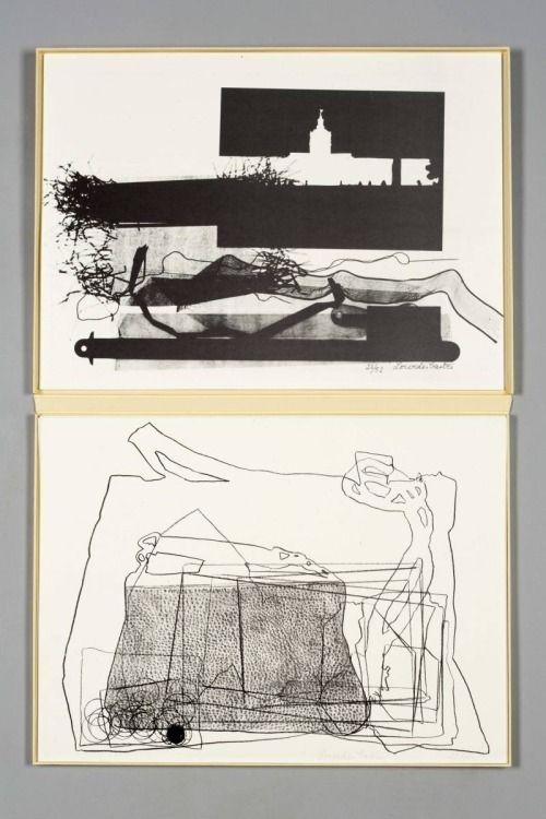 Lourdes Castro, The Shadows, 1978-9