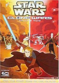 Star Wars Clone Wars Volume 2 Movie Poster 27x40 Used TV Show Matt Lanter, Dee Bradley Baker, Matthew Wood, James Arnold Taylor, Ashley Eckstein, Tom Kane, Corey Burton