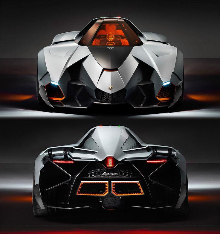 Lamborghini Egoista Red: 11 Best Advertisements Images On Pinterest
