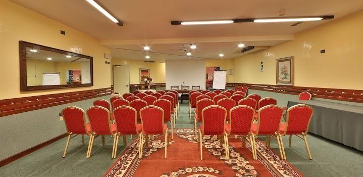 #Meeting Room: Michelangelo - BEST WESTERN David Palace Hotel - Ristorante Davide dal 1955 - Porto San Giorgio (FM), Marche #hotelbusiness