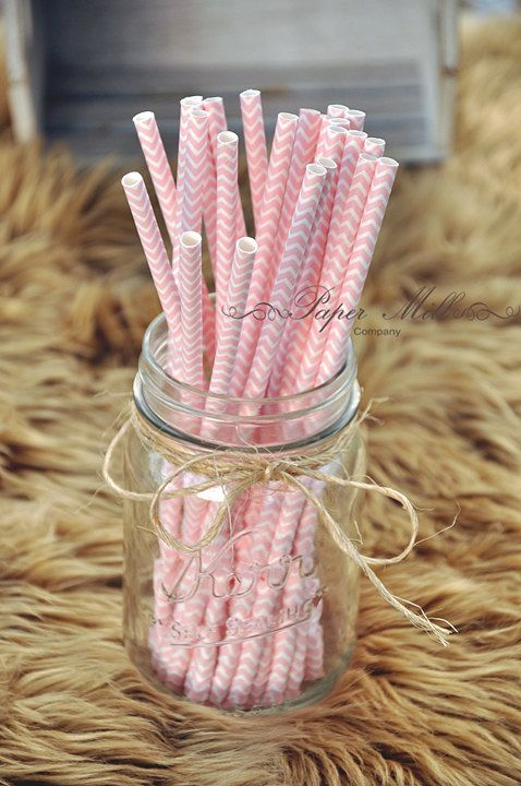 Hey, I found this really awesome Etsy listing at https://www.etsy.com/listing/464472307/pink-chevron-paper-straws-party-supplies