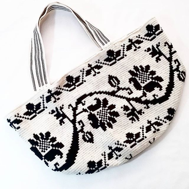 Tapestry crochet bag idea Solo idea