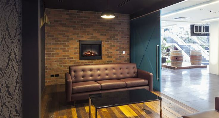 Commercial Projects│ The Treasury Wine Estates is a globally successful wine company. Their Melbourne office at Southbank features many beautiful Arthur G pieces such as the Mannhatan and Aria Sofas Designed: V ARC Photography: Yvonne Qumi  Designer Furniture│ Sydney │ Melbourne │ Perth http://arthurg.com.au
