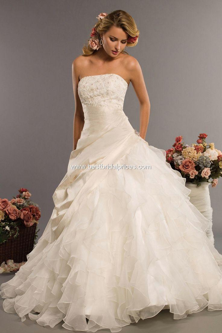 Eden Wedding Dresses - Style 2329 (NP)