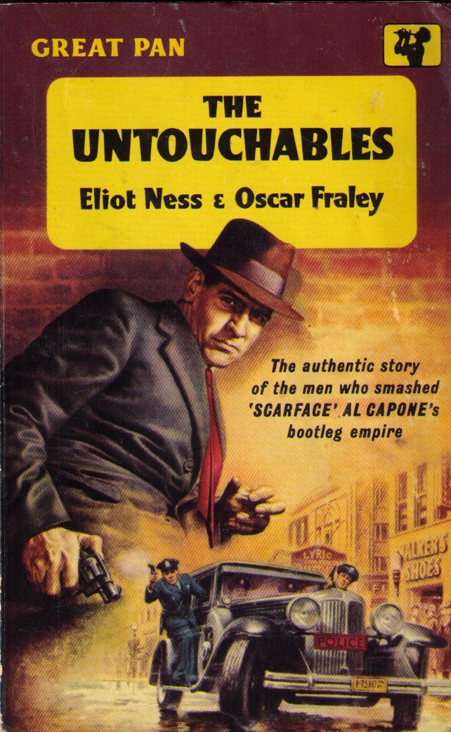 an analysis of the untouchables a memoir by eliot ness The untouchables were a group of nine us federal law-enforcement agents led by eliot ness , who, from 1929 to 1931, worked to end al capone 's illegal activities by.
