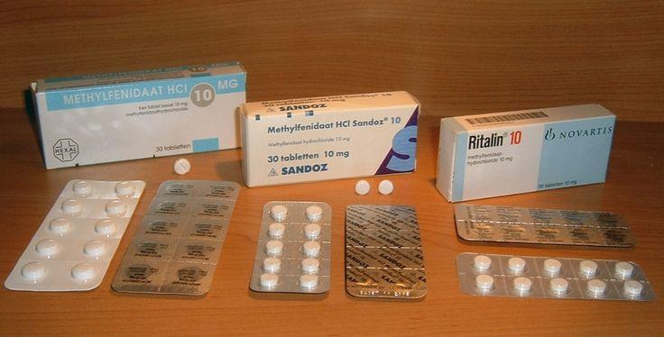 Medicatie voor mensen die ADHD hebben. Voorbeelden zijn Ritalin en Concerta. De werkzame stof van deze middelen is Methylfenidaat.