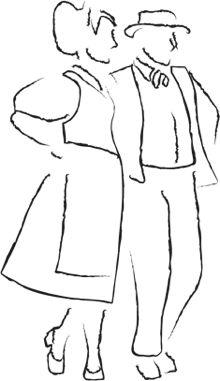 ACCV - Costumes féminins