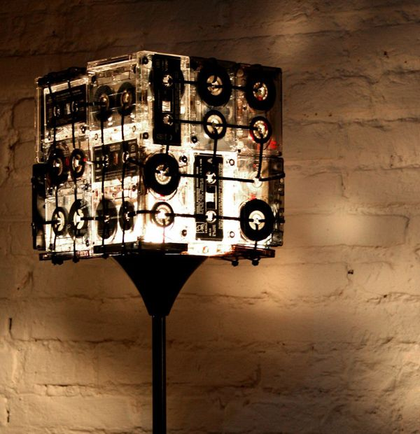 Casette Lamp