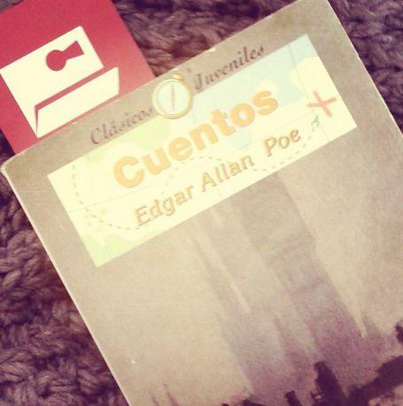 """Para el #DesafíoOpenbook de """"un libro de cuentos cortos"""" elegimos Cuentos de Edgar Allan Poe - A   ¡Tú también únete a este desafío de lectura rápida!"""