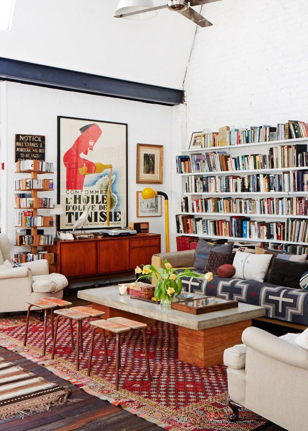 The Sydney home of fashion designer Lee Mathews. Photo by Sean Fennessy, production by Lucy Feagins for thedesignfiles.net