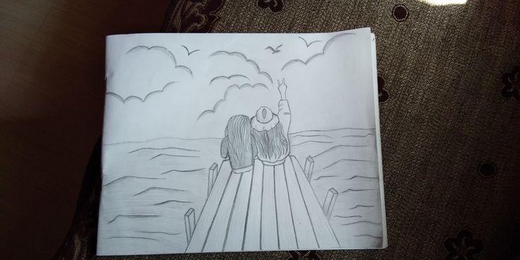 Friendship sketch