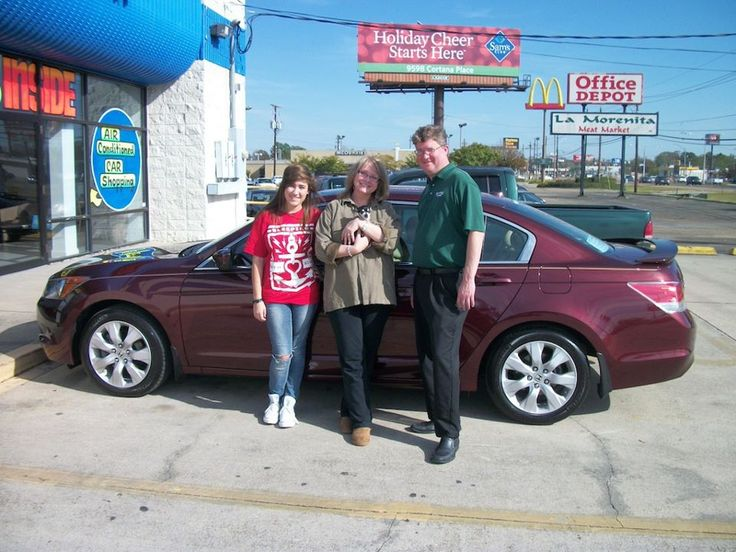 We know you will love your Certified Pre Owned Honda Accord!!! Thank you!!!