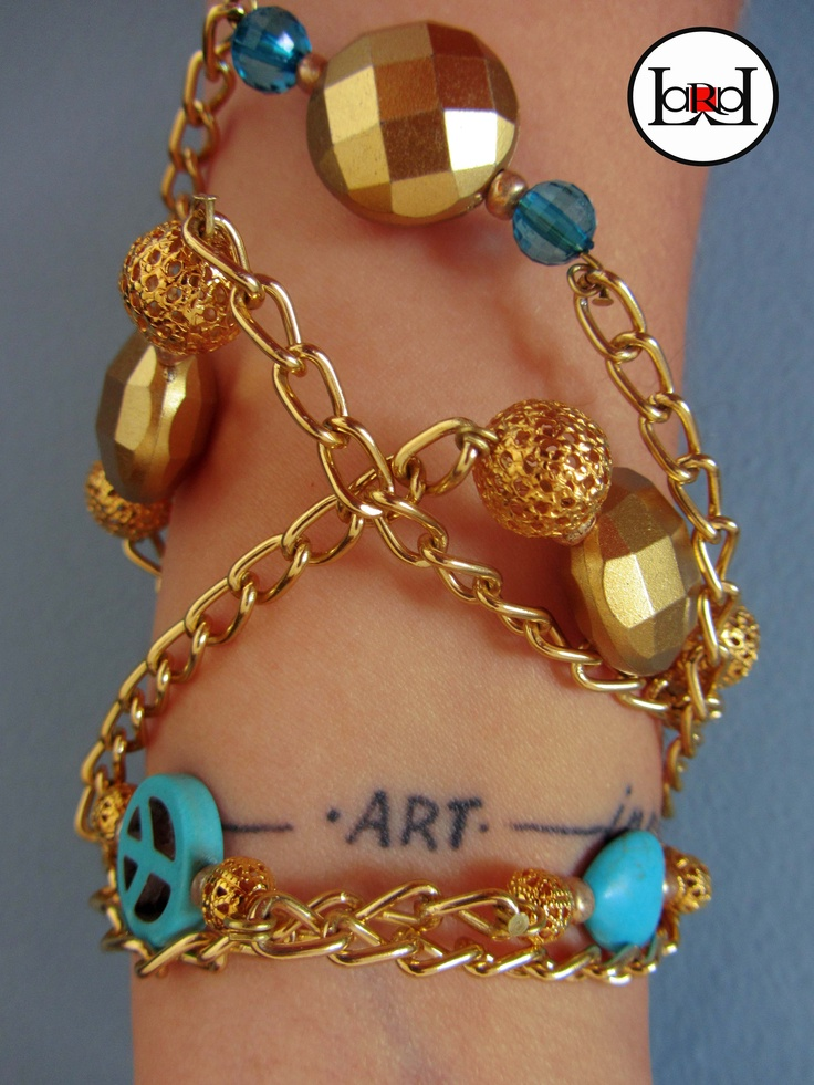 LARA ART Passion necklace