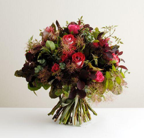 Beautiful Valentine's Day 2014 bouquets by Zita Elze | Flowerona