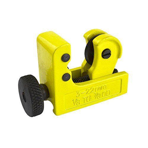 Coupe-tube 3 – 22mm garage atelier bricolage bricoleur Mécanicien Travail Plombier TE681: Price:6.73 Corps en alliage d'aluminium la…