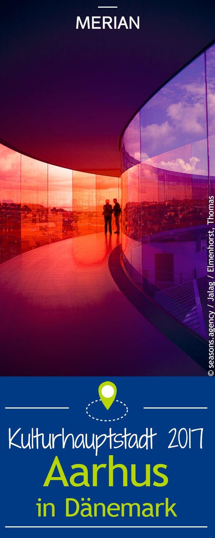 Aarhus ist Europäische Kulturhauptstadt 2017 - Merian.de zeigt Ihnen einige der schönsten Sehenswürdigkeiten in Aarhus.