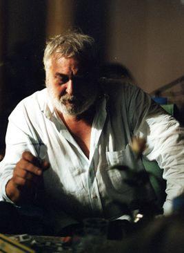 Pier Paolo Calzolari // Portrait of the Artist