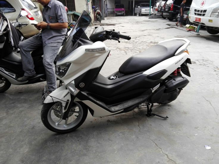 Gapa Motorsport Yamaha Nmax Indonesia Modifikasi