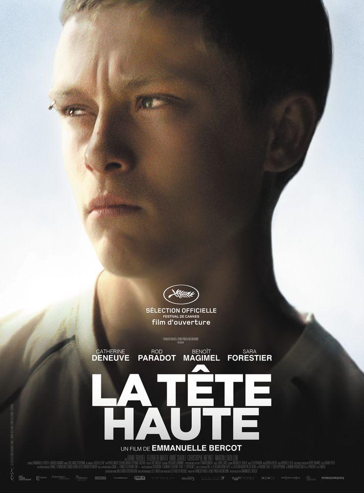 La Tête haute est un film de Emmanuelle Bercot avec Catherine Deneuve, Rod Paradot. Synopsis : Le film est présenté en ouverture du Festival de Cannes 2015, hors compétition.Le parcours éducatif de Malon