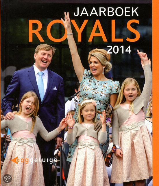 Jaarboek royals  / 2014
